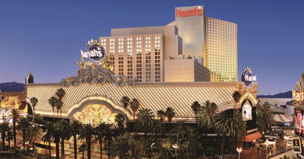 Harrah's Las Vegas, 디지털 크랩 테이블 출시